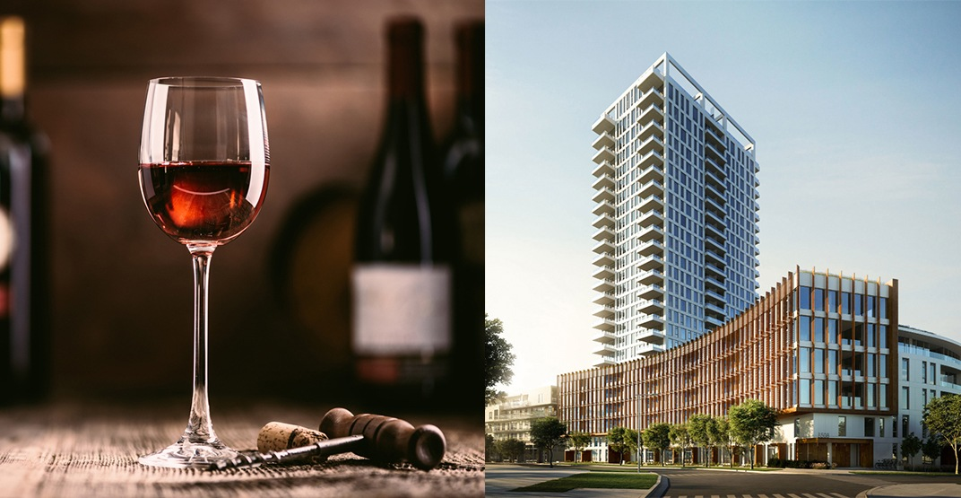 Vancouver condo development luring buyers with 'free wine for a year'
