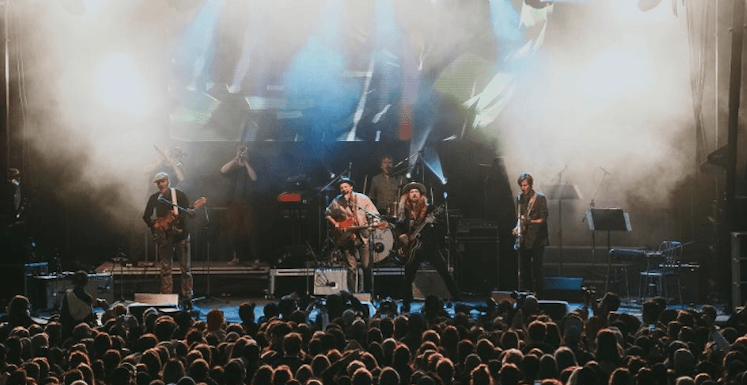 Vancouver Island's Rifflandia Festival cancelled this year