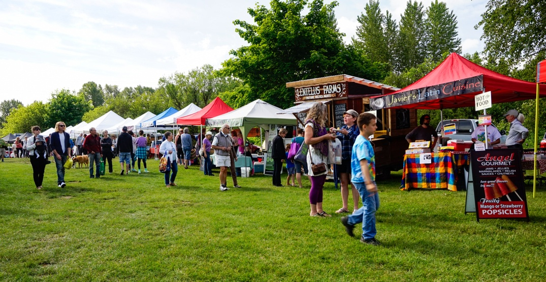 The massive Vancouver Vegan Festival is happening on July 27