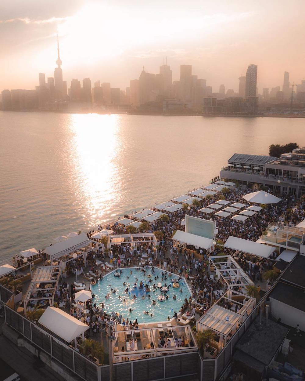 The Best Waterfront Patios To Visit In Toronto This Summer