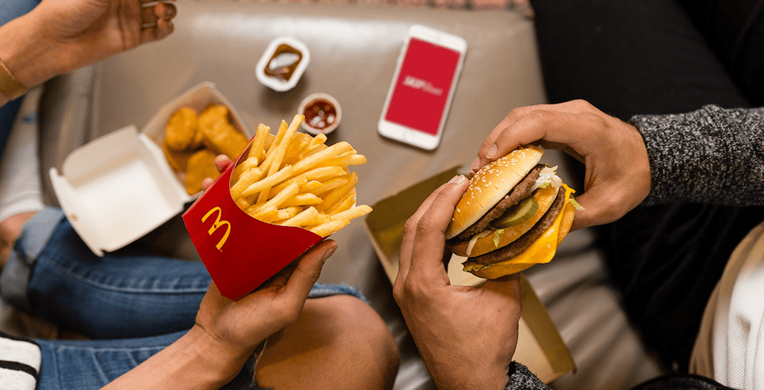 Get FREE delivery on all McDonald's orders with SkipTheDishes this month