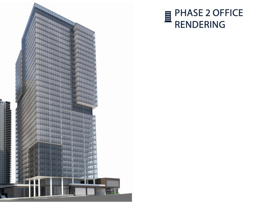 Gilmore Place office tower Burnaby