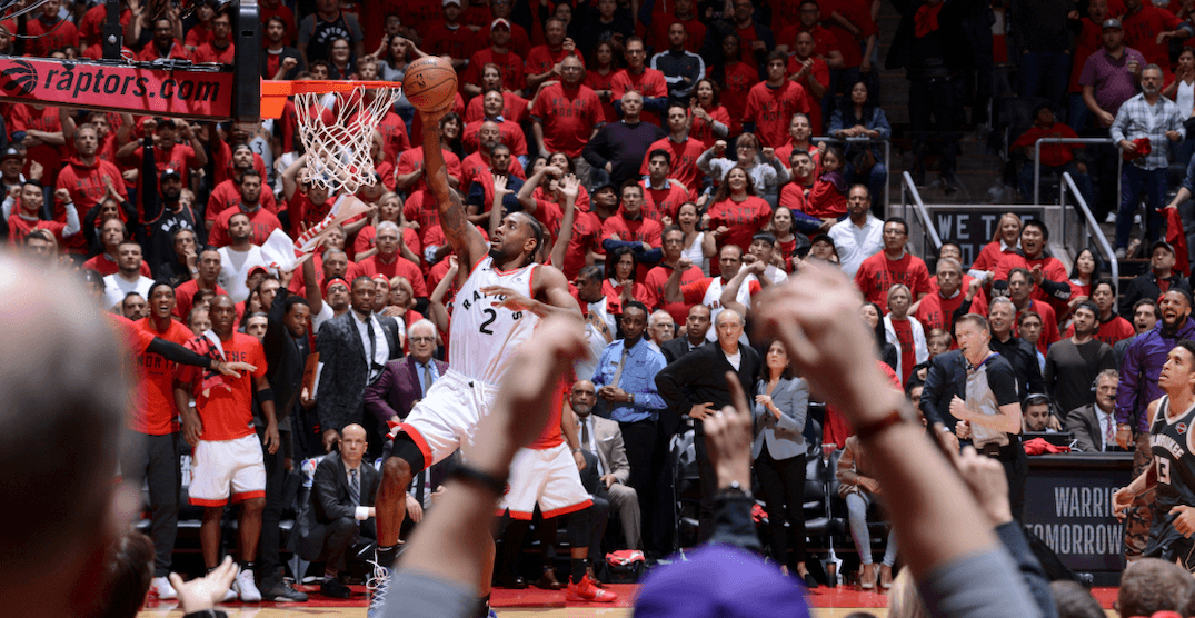 Here's how to get tickets to the Toronto Raptors' historic NBA Finals series