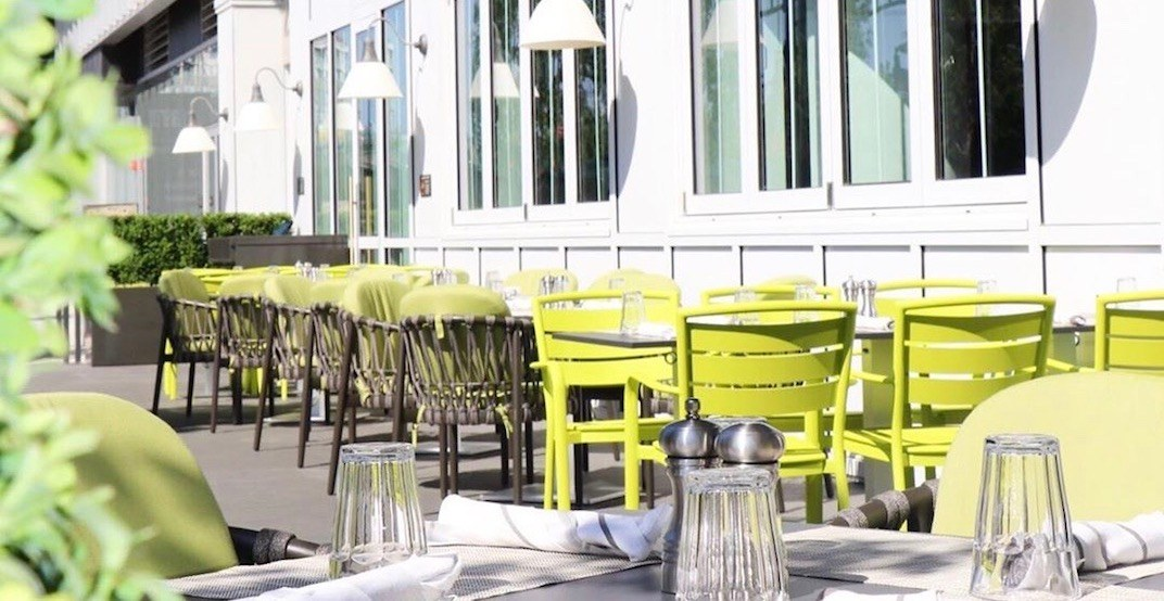 Honey Salt Vancouver's brand new patio just opened downtown