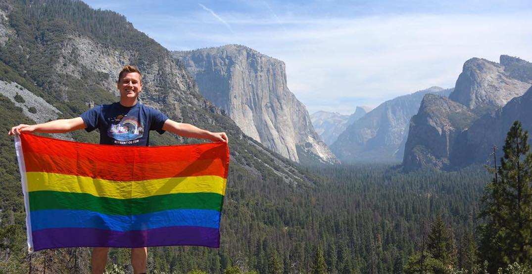 Man visits every US national park on epic quest to honour his dad