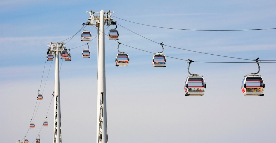 SFU launches advocacy campaign for new gondola to Burnaby Mountain campus