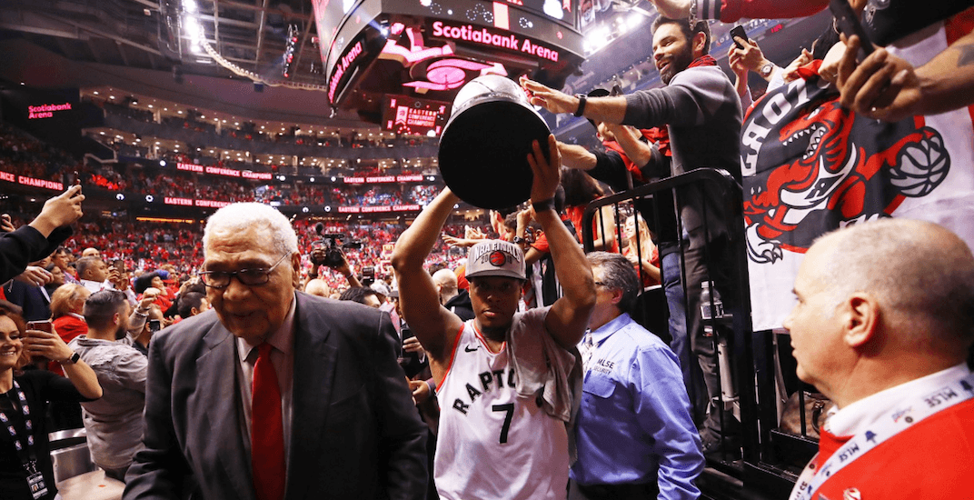 These are the cheapest Raptors NBA Finals Game 1 tickets you can buy