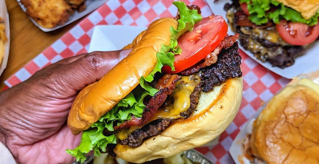 Toronto's best burgers are available for delivery and takeout
