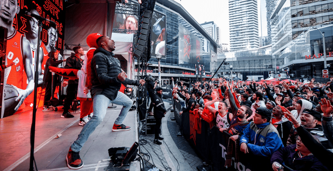 Free outdoor Raptors viewing parties could be coming to Vancouver for the NBA Finals