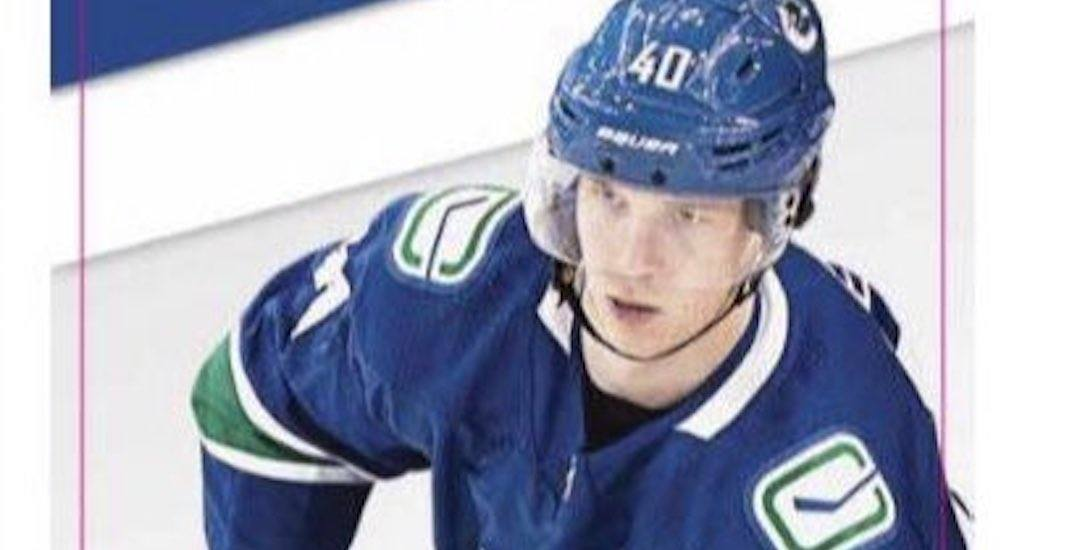 Report: Canucks home and away jersey redesign has leaked (PHOTO)