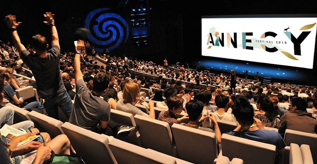 Annecy international film festival and market