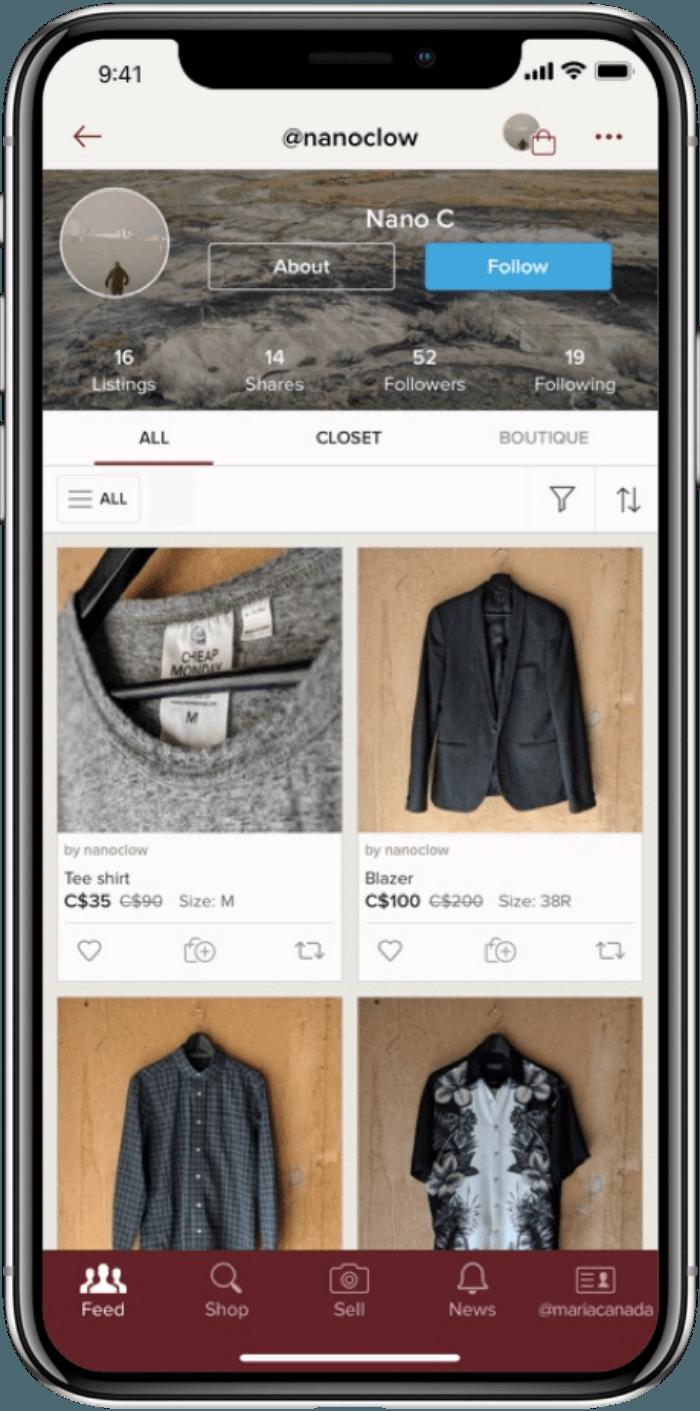 Poshmark online fashion marketplace is beta launching in