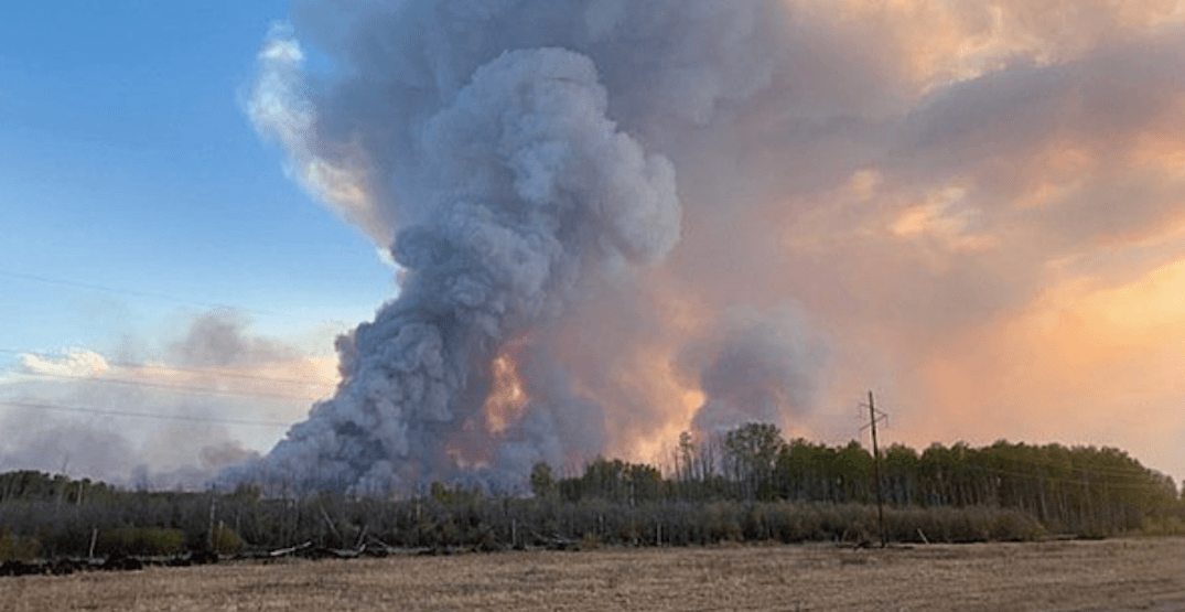 Chuckegg Creek wildfire finally shrinking as evacuees return home