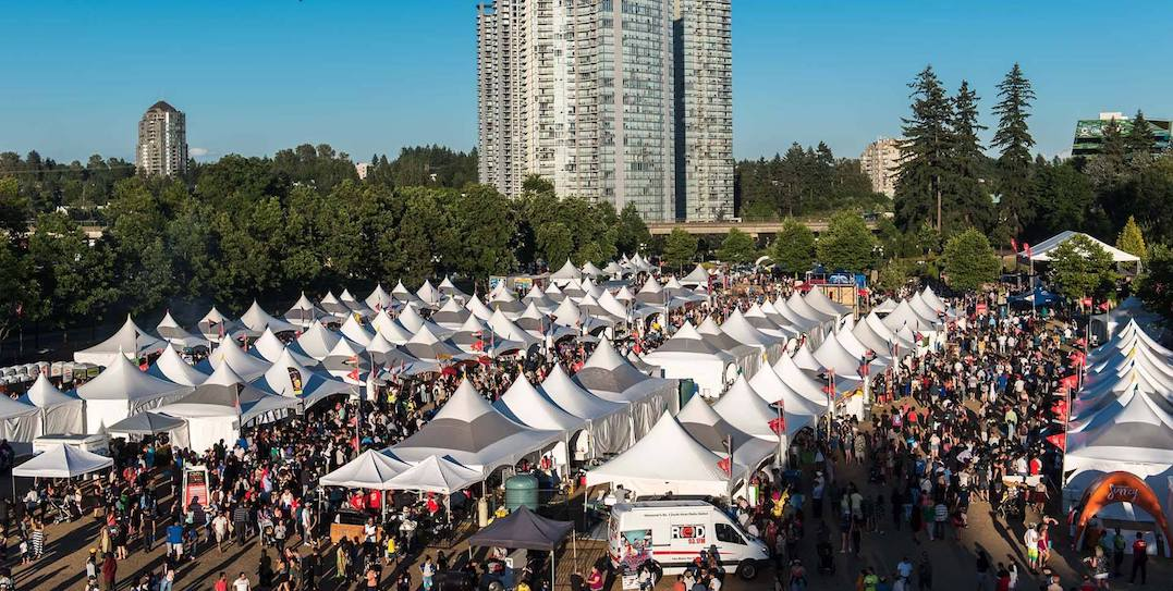 Taste global eats at Surrey Fusion Festival with $100 in food tickets (CONTEST)