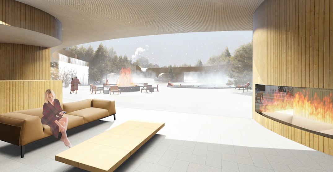 A first look at the soon-to-be-built Edmonton Nordic Spa (RENDERINGS)