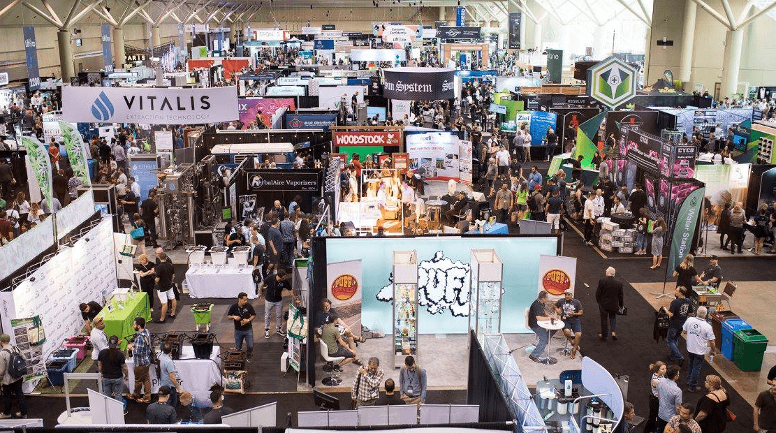 There's a massive cannabis trade show in Toronto June 7 to 9