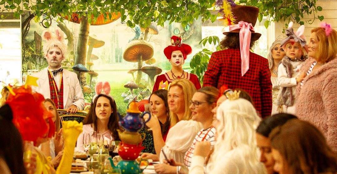 An Alice in Wonderland-inspired tea party is coming to Toronto (VIDEO)