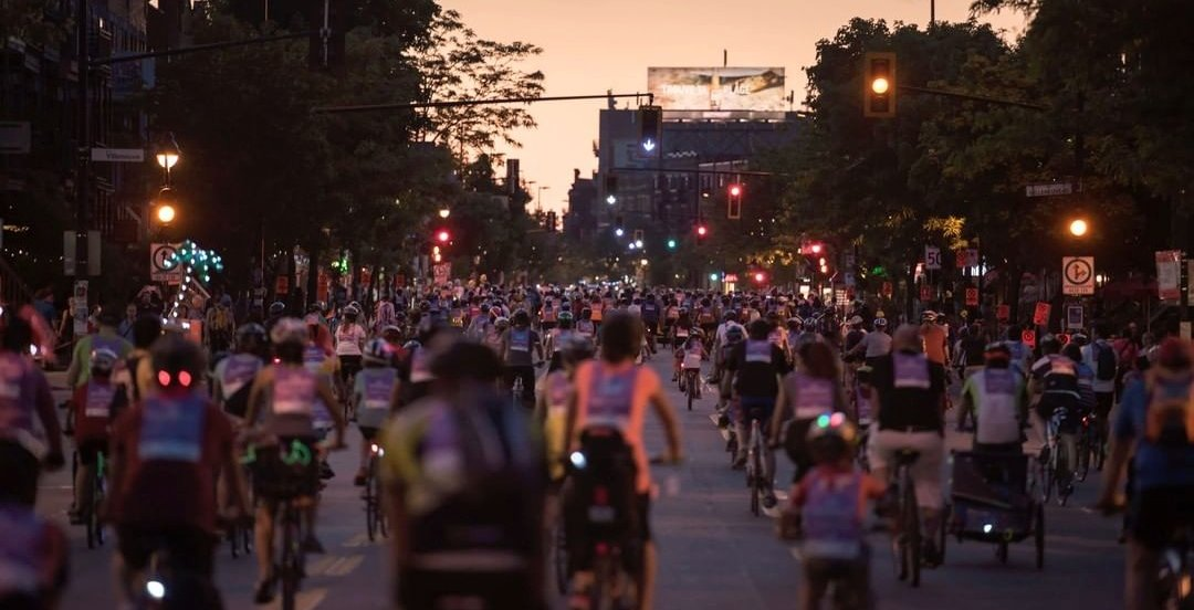Organizers expect this weekend's bike festival to 'affect normal road conditions' in Montreal