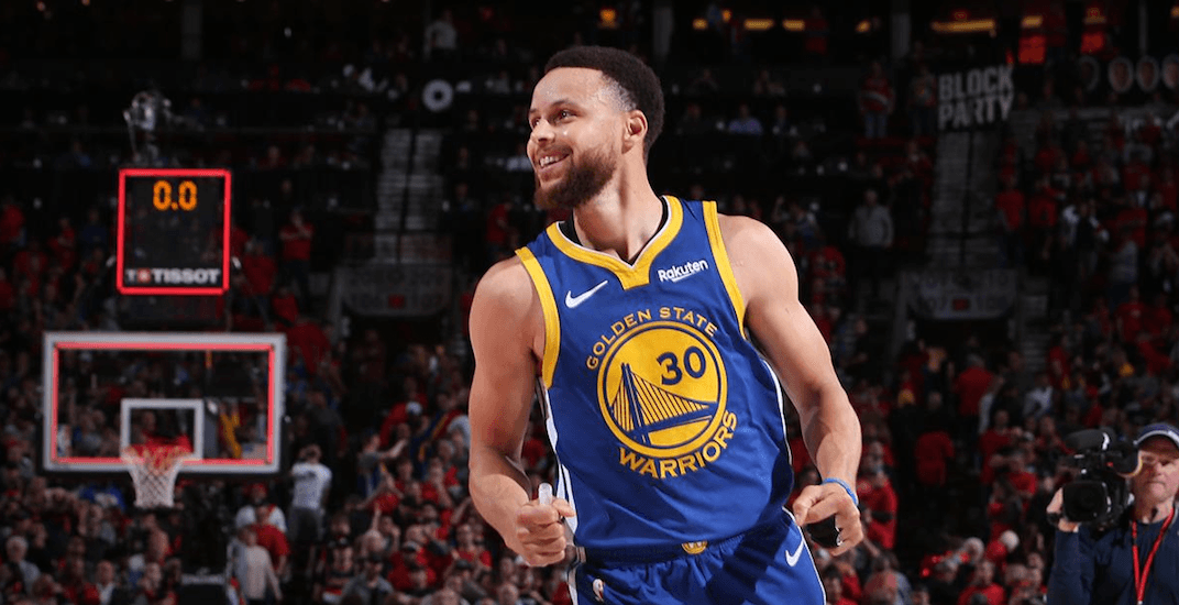 Steph Curry returns for first game in 4 months vs Raptors tonight
