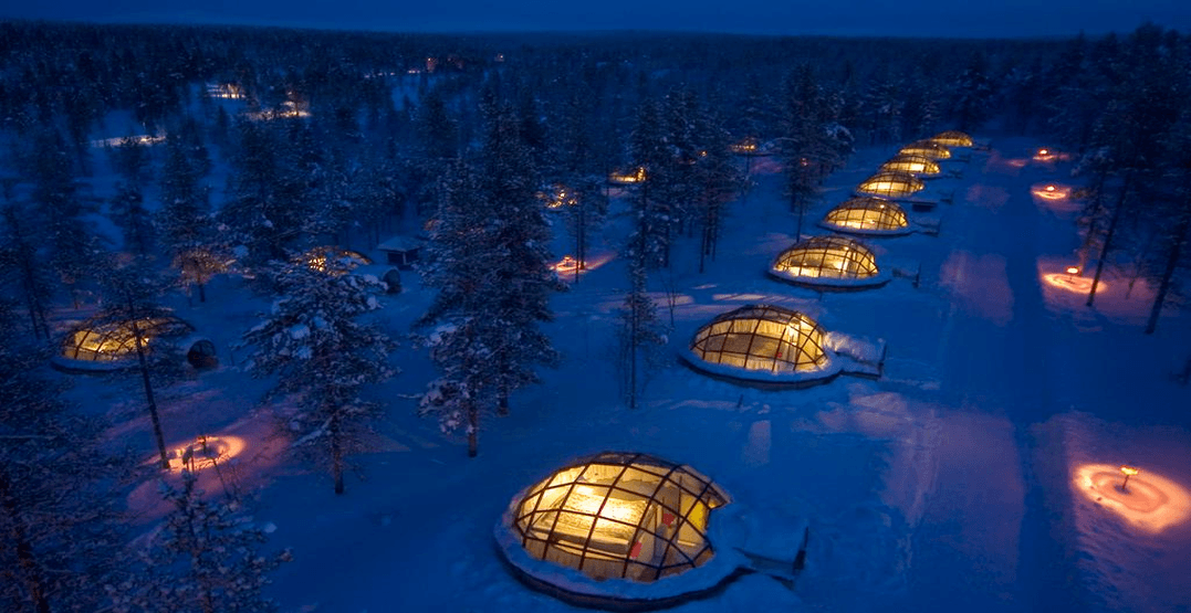 5 of the most unique accommodations around the world