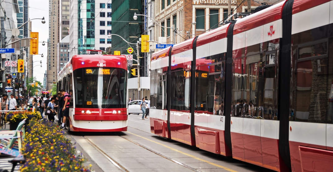 TTC chair wants to move forward with streetcar camera enforcement for safety reasons