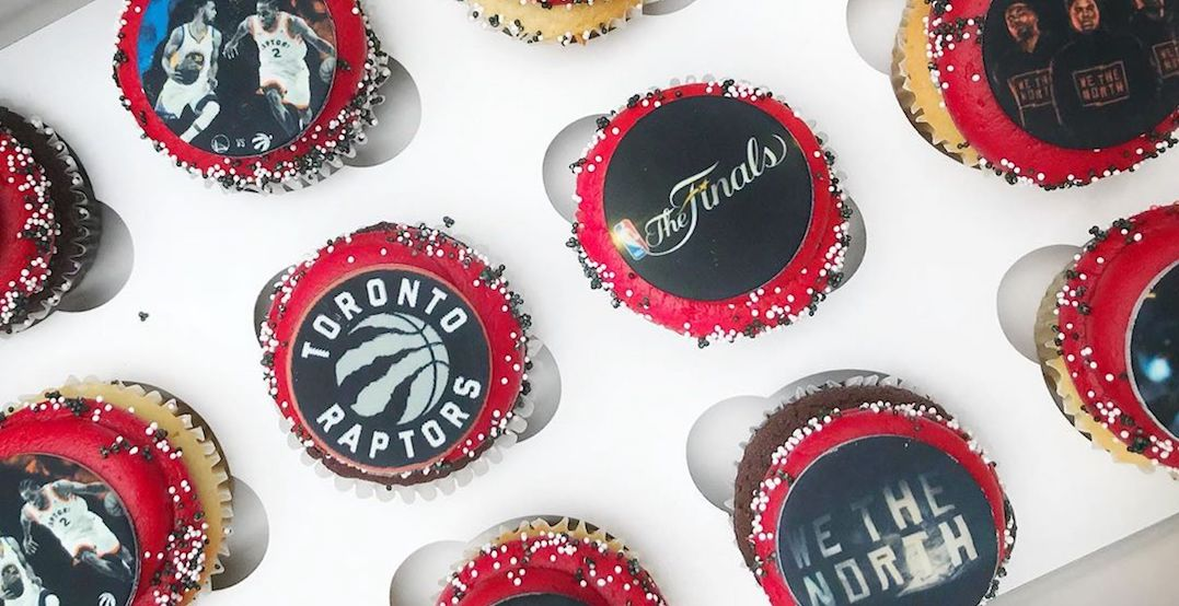 These are the places to find Raptors-themed treats in Toronto right now