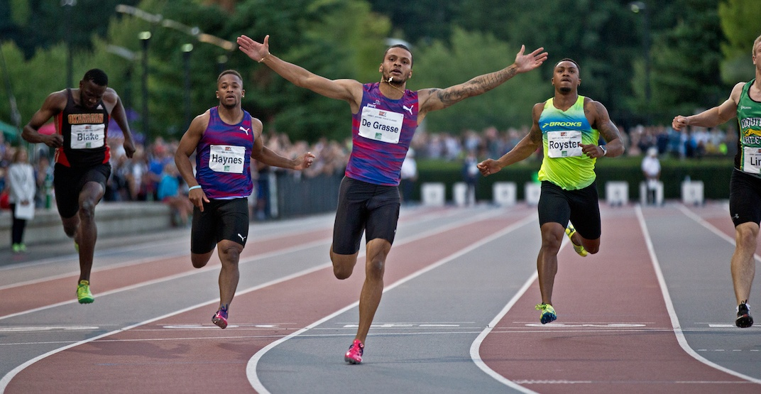 Vancouver Park Board proposes major upgrades to track-and-field facilities
