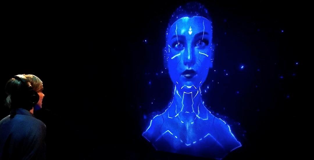 Ai robot phi centre humain conversation
