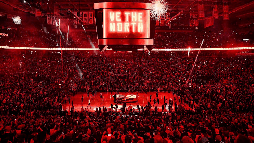 'O Canada' sung at the NBA Finals for the first time in history (VIDEO)