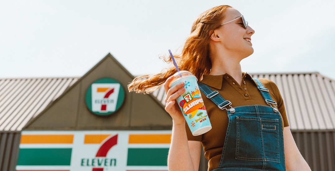 Celebrate 50 years of Slurpee with 7-Eleven this summer