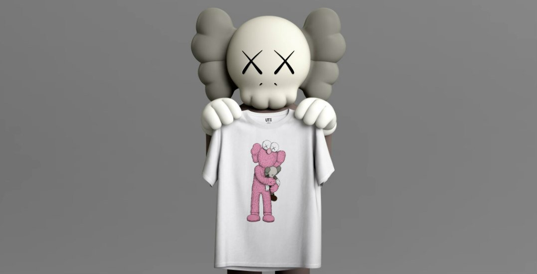UNIQLO is dropping a new summer collab collection with KAWS