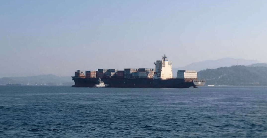 1,500 tonnes of Canadian garbage officially en route back from the Philippines