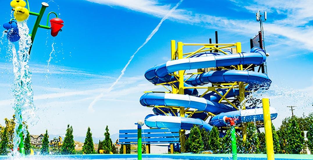 Metro Vancouver's Big Splash Water Park announces opening date