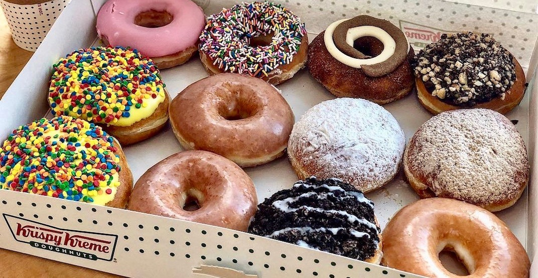 Krispy Kreme is offering FREE doughnuts on June 7