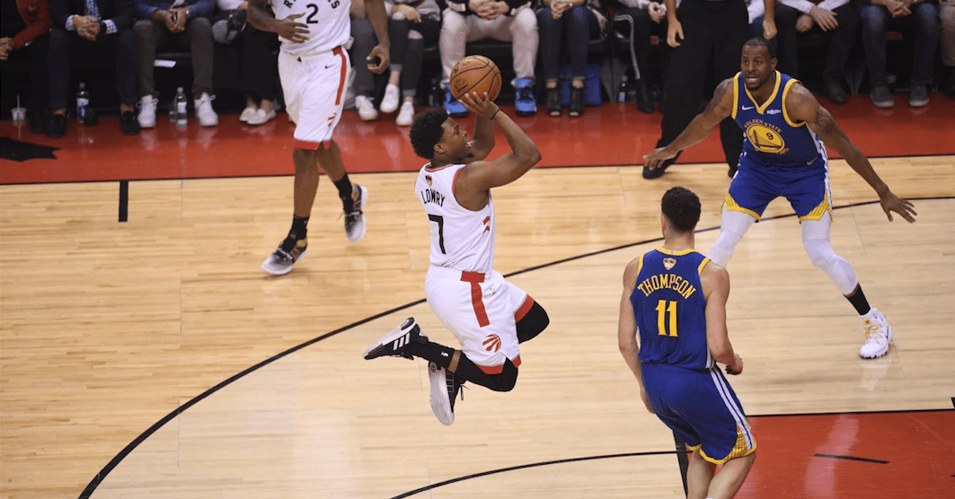 Disastrous third quarter leads to Raptors loss in Game 2 of NBA Finals