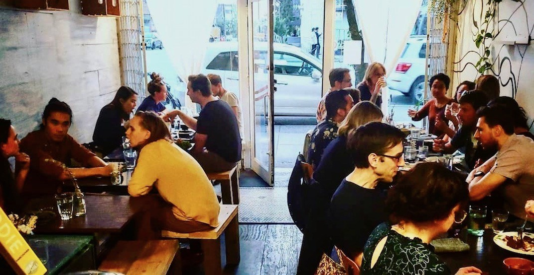 Main Street vegan eatery 'Soil' just closed its doors in Vancouver