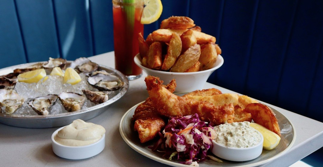 First look at Vancouver's new beachside seafood and oyster bar (PHOTOS)
