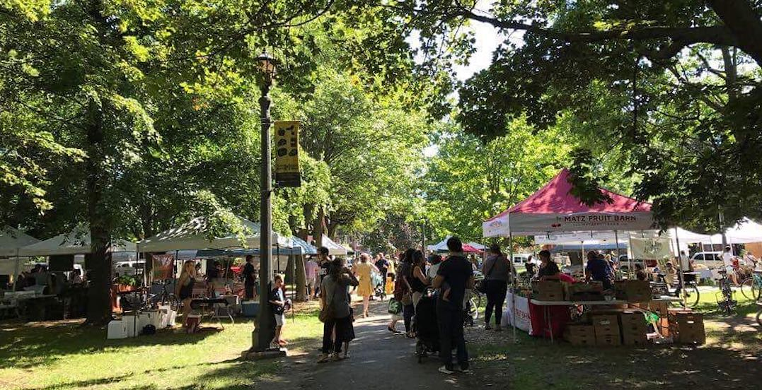 EVERY farmers' market to visit in Toronto in 2019 (MAP)