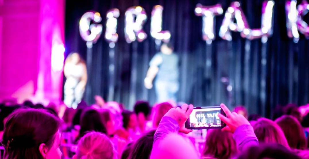 Canada's largest event dedicated to girl empowerment is in Toronto this week