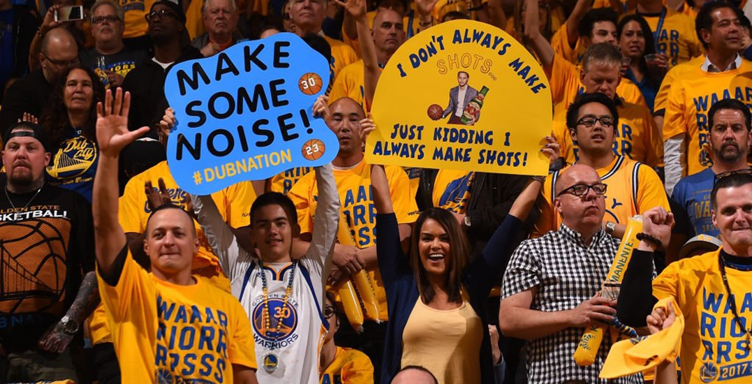Someone just paid a record-price for courtside tickets to the NBA Finals