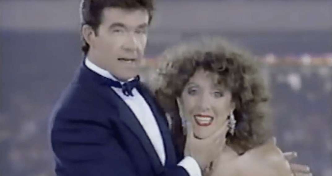 This video from the 80s opening of the SkyDome is hilariously cringe-worthy