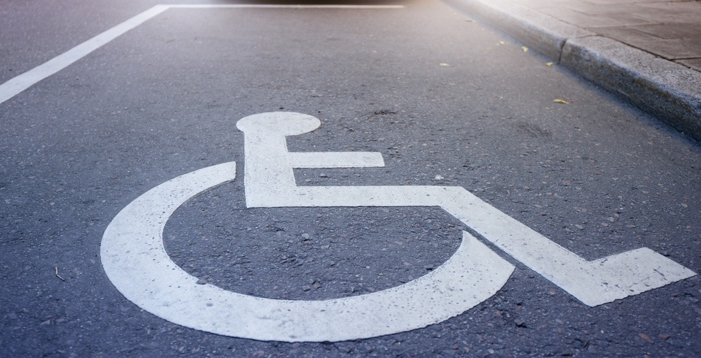 You can be fined over $300 for parking in handicap spaces in Montreal