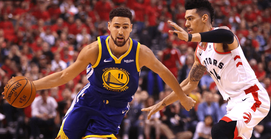 Golden State Warriors have major injury troubles heading into Game 3 vs Raptors