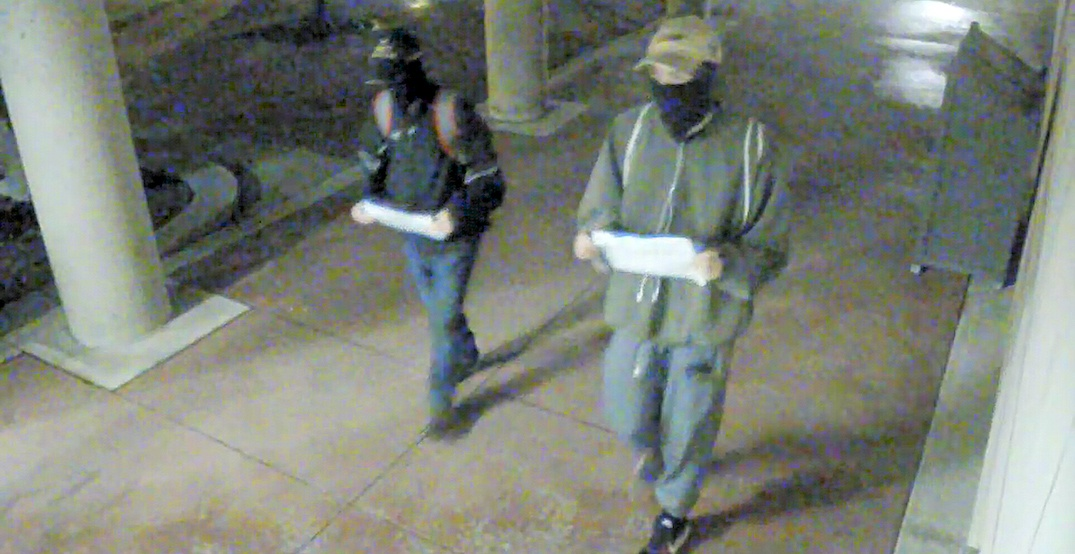 Masked suspects wanted for multiple hate crimes in Burlington (PHOTO)