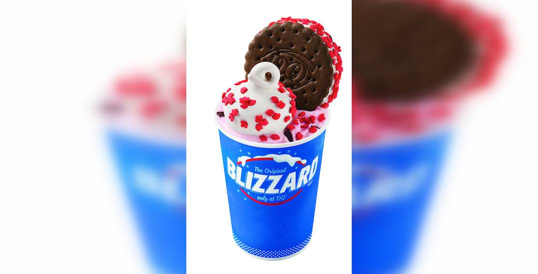 Dairy Queen is bringing Canadians an ultra-patriotic Blizzard on June 27
