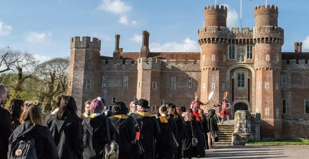 Harry Potter IRL: Attend this school for witches and wizards in England
