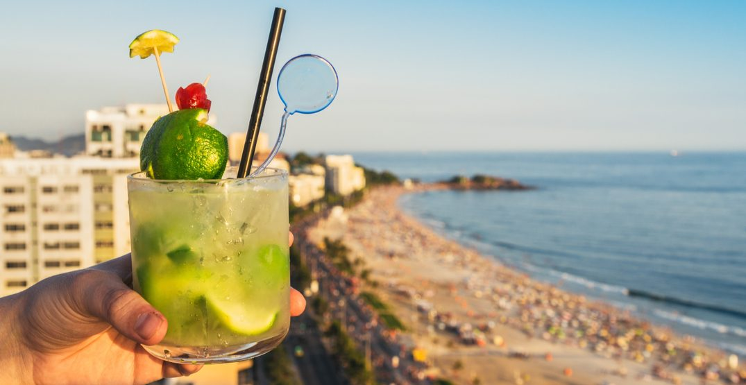 Travel around the world with these 5 summer cocktails