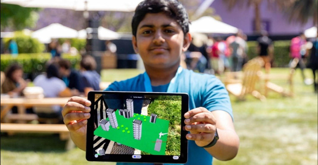 13-year-old Vancouver developer gets shout out from Apple CEO Tim Cook