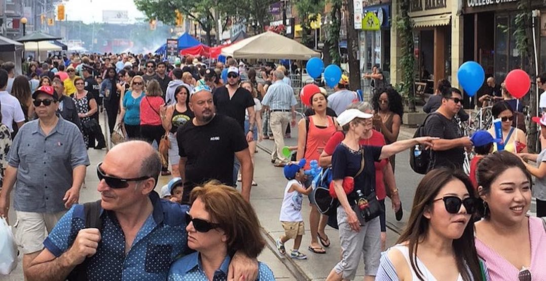Toronto will welcome the Taste of Little Italy on June 14
