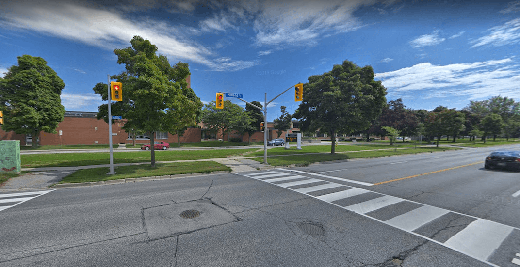 13-year-old girl struck by vehicle in Toronto in life-threatening condition: police